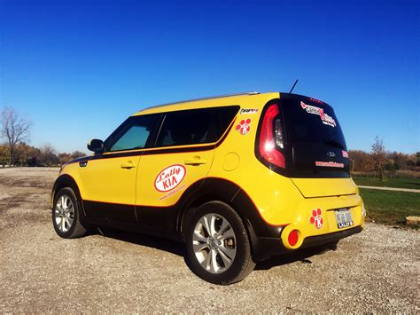 Kia Soul Car Kia Soul Used As A Company Car Owner Kia
