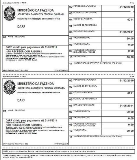 como imprimir recibo imposto de renda 2016 receita federal irpf 2016 darf pagamento imposto de renda