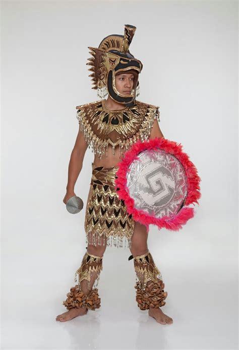 imagenes de trajes aztecas traje azteca guerrero aguila 2 900 00 en mercado libre