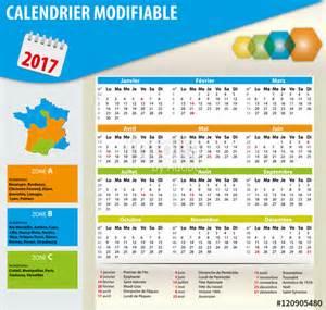 Calendrier 2017 Avec Numero De Semaines Quot Calendrier 2017 Cong 233 S Logo N 176 Semaine Jours F 233 Ri 233 S
