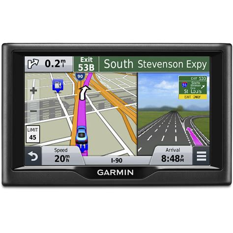 garmin maps usa and canada garmin nuvi 58lmt gps with u s and canada maps 010 01400