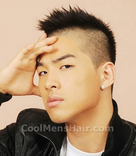 2015 Cool Hair Styles For Guys Haircut Fohawk by Mohawk Haircuts