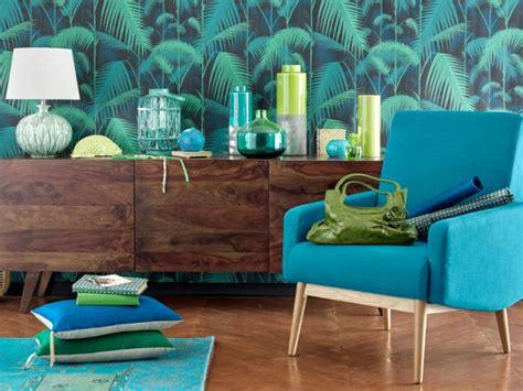 Ambiance Jungle Tropicale by Bleu Canard Total Look Dans Toute La Maison Page 5