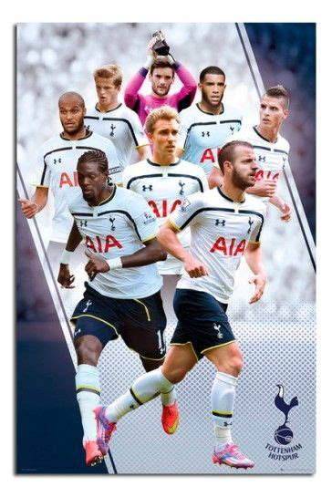 tottenham hotspur 2015 16 team photo poster iposters football soccer posters the world s catalog of ideas