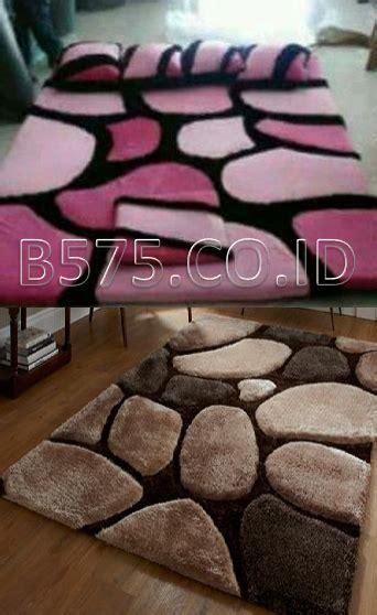 Karpet Bulu karpet bulu motif batu layanan bisnis b575 id