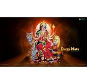 Goddess Durga HD Widescreen Wallpaper Download  Maa