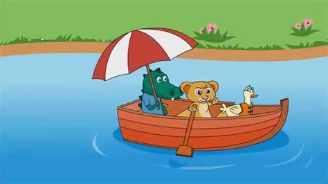 row your boat copyright row row row your boat nursery rhymes youtube