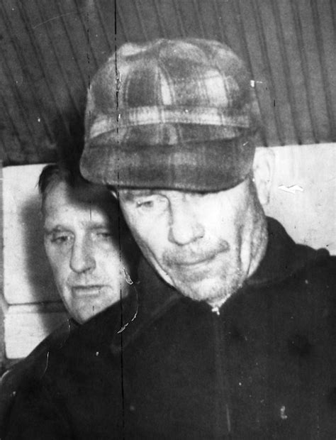 Ed Gein: The serial killer who made clothes out of his