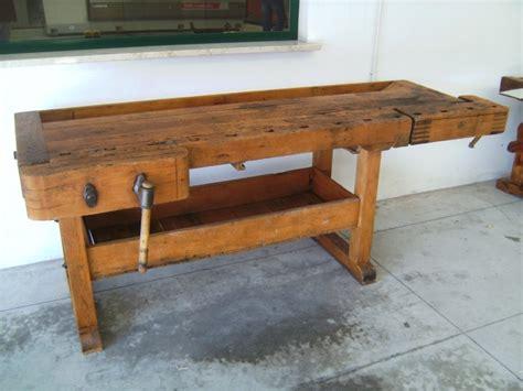 banchi da falegname vecchi vendita banco da falegname antico macchine per legno