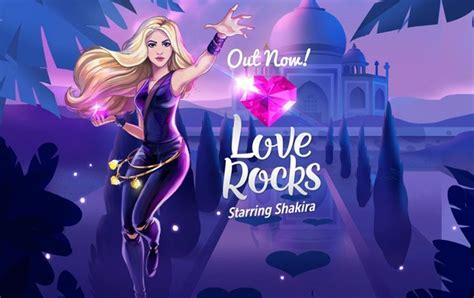 Shakira Gamis g1 shakira lan 231 a rocks de celular dos criadores de angry birds not 237 cias em