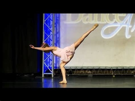 maddie s maddie s full solo ballerina youtube