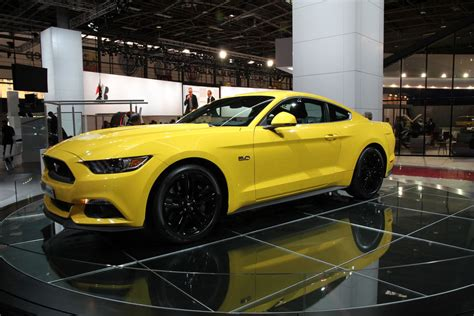 Jeux Mustang Auto Moto by Photos Automoto La Nouvelle Ford Mustang En Photos Au