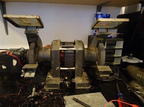 old bench grinder old bench grinder won t turn