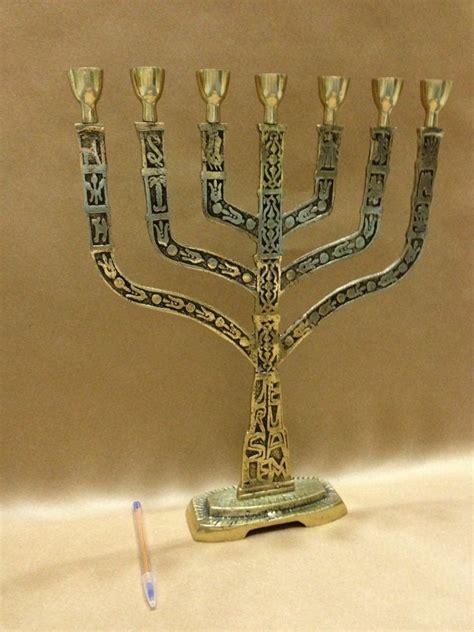 candelabro israel candelabro israel g r 349 90 em mercado livre