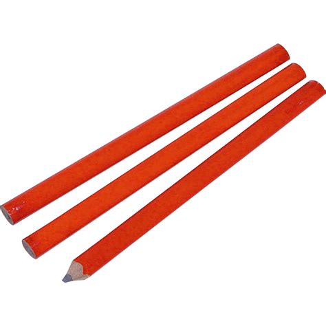 carpenters pencil 3 piece toolstation