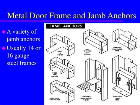 door details  masonry powerpoint