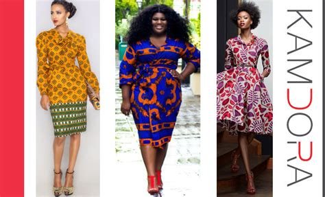 show kamdora latest ankara fashion trends 2015 lookbook 33 ankara work dresses kamdora
