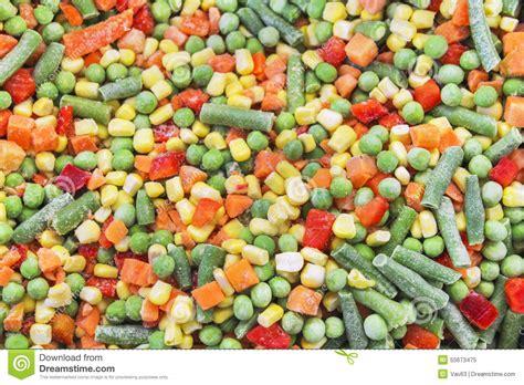 frozen vegetables stock photo image 55673475