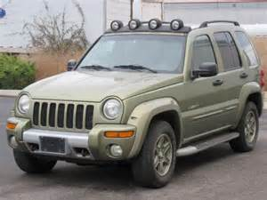 2002 Jeep Renegade 2002 Jeep Liberty Renegade
