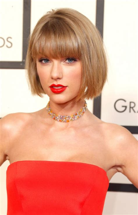 taylor swift new haircut taylor swift s bob hairstyles to try in 2016 haircuts