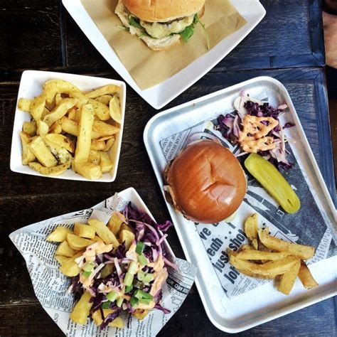 Handmade Burger Co Halal - best restaurants in glasgow vs globe