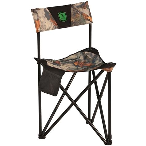 Tripod Chair by Go Big With Barronett Blinds Barronett Blinds Xl Tripod Chair With Camo