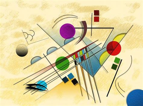alive in shape and color 17 paintings by great artists and the stories they inspired books 17 best images about wassily kandinsky on