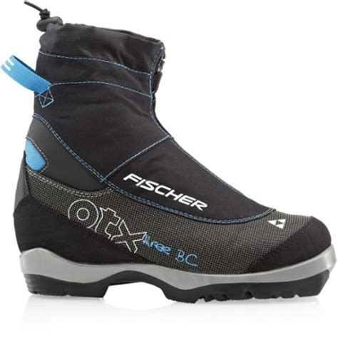 style cross country ski boots fischer offtrack 3 bc my style cross country ski boots