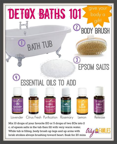 Best Essential Detox Bath my house smells like a spa and other goodies that smell