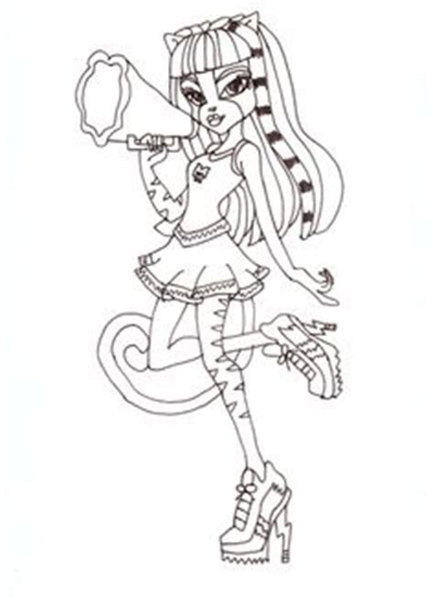 monster high skullette coloring pages printable skull coloring pages monster high skullette