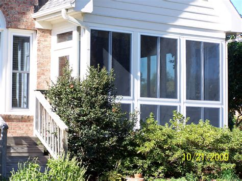 Enclosed Sun Porch Raleigh Sun Room Contractor Durham Sunrooms Custom Patio