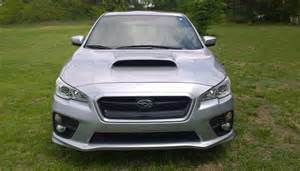 Subaru Wrx Review 2015 2015 Subaru Wrx Premium Exhilarating Performance For