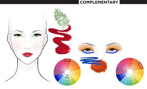 complementary of pink makeup meets color theory beautylish