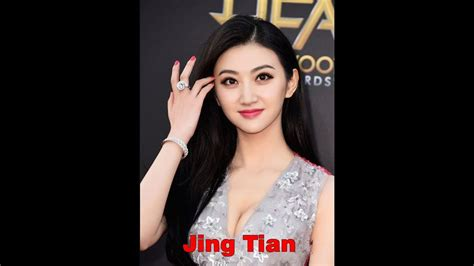 chinese actress ranking top 20 most beautiful images of jing tian a chinese