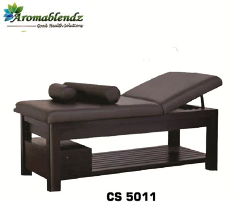 massaging bed aromablendz massage beds aromablendz wooden massage bed