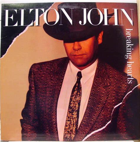 elton john zoom breaking hearts by elton john lp with shugarecords ref