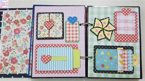 tutorial de scrapbook scrapbook tutorial how to make scrapbook diy scrapbook