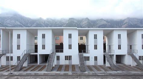 elemental architecture monterrey housing elemental archdaily