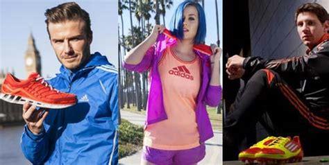 Sepatu Sepak Bola Anak Adidas Messi Soccer 33 37 Trendy beckham messi dan katy perry til di iklan terbaru adidas bola net