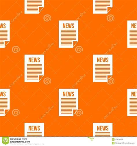 design pattern hacker news newspaper seamless vector wallpaper vector illustration