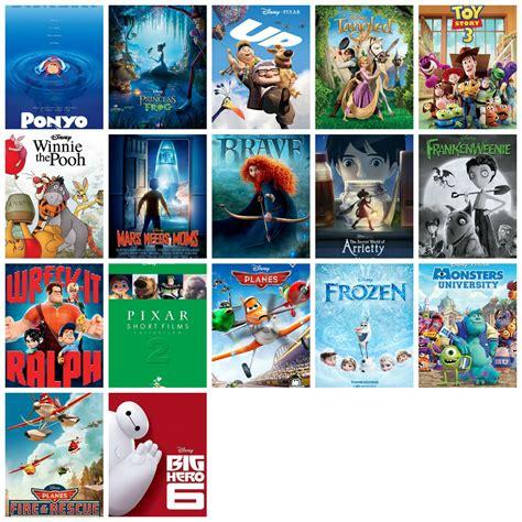 list film kolosal 2014 2009 2014 disney movies in order of release walt disney