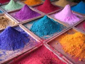 pigments palettes
