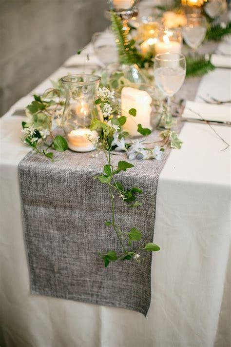 Tischdeko F R Hochzeitstische by Hochzeitstischdeko Stillvolle Beispiele F 252 R Ihren Gro 223 En Tag