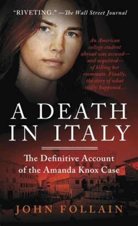 deaths the definitive collection books a in italy the definitive account of the amanda