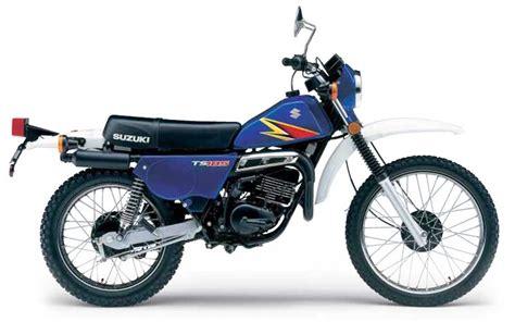 Ts Suzuki Suzuki Suzuki Ts 185 Er Moto Zombdrive