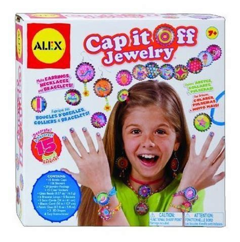 jewelry kit for 10 year top 10 best craft kits for 5 year 201
