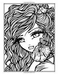 enchanted halloween a whimsy amazon com enchanted halloween a whimsy girls fantasy coloring book coloring pages
