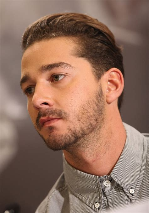 lawless haircut style shia labeouf in quot transformers 3 quot germany press conference