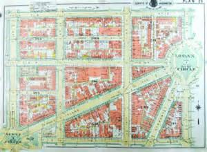 washington dc map logan circle washington dc antiques us