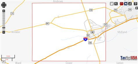Ector County Search Ector County Property Search And Interactive Gis Map
